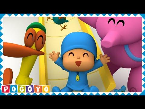 Pocoyo - Lo scivolo, che paura! (S02E13)