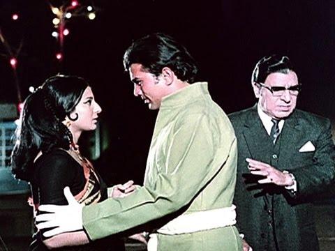 Rajesh Khanna Performing A Stunt - Haathi Mere Saathi