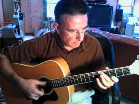 Marvin Gaye - Heard it Through the Grapevine Guitar Cover
