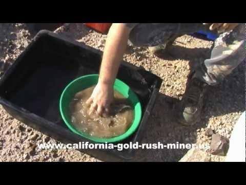 Gold Sniping - Gold Prospecting Arizona