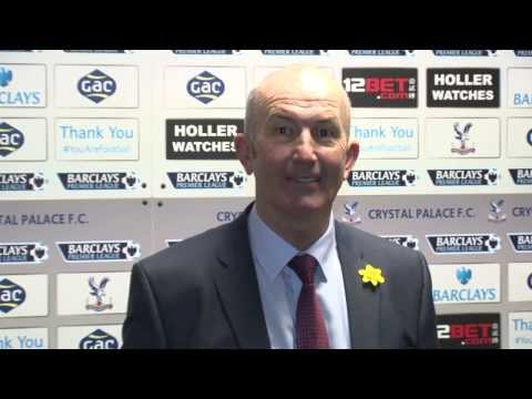 Tony Pulis: We were not clinical in front of goal