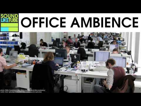 Office Sound 2 Hours