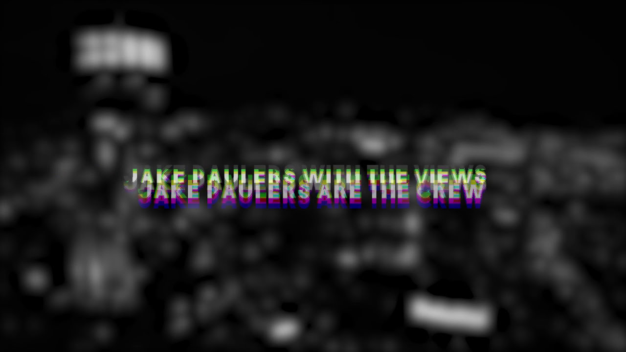 Jake Paulers Song (Official Lyric Video) By Jake Paul