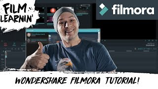 Wondershare Filmora Tutorial! | Film Learnin
