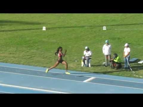 Catherine Ibarguen atleta de Salto triple