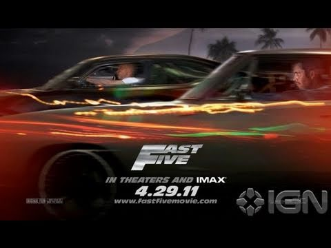 Fast Five: Official HD Trailer #2
