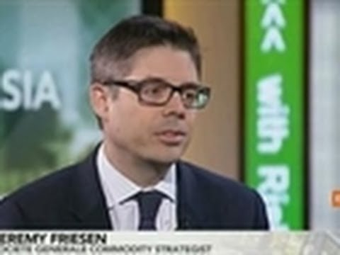 SocGen's Friesen Sees Crude Oil Trading Around $110