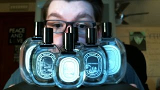 MY DIPTYQUE PERFUME COLLECTION!!