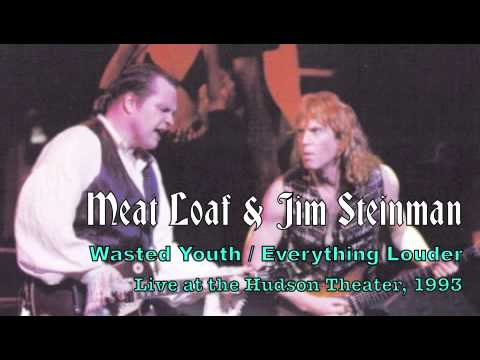 Meat Loaf and Jim Steinman Perform Wasted Youth / Everything Louder Then Everything Else