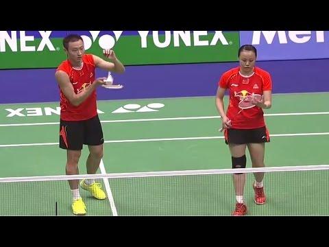 Yonex-sunrise Hong Kong Open 2014 - F - Match 4 video