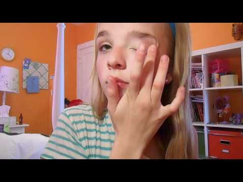 Daly's Make-Up Tutorial
