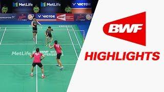 Danisa Denmark Open 2017   Badminton F – Highlights