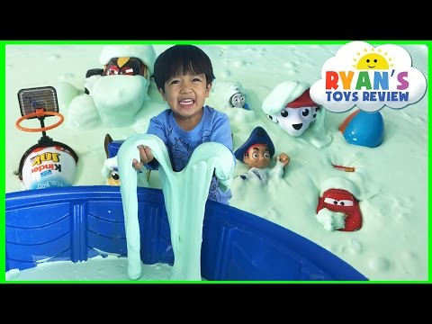 SURPRISE TOYS CHALLENGE with Ryan
