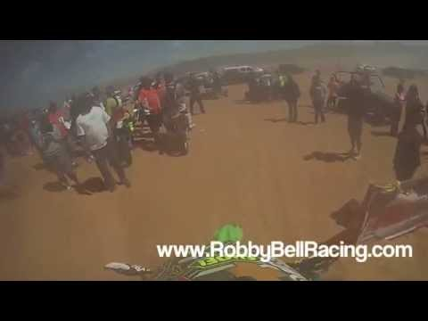 2014 WORCS round four: Sand Hollow, UT; on board with Robby Bell
