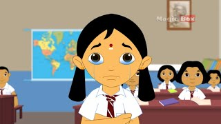 Aouviyum Phesal - Avvaiyar Aathichchudi Kathaigal - Animated / Cartoon Stories For Kids