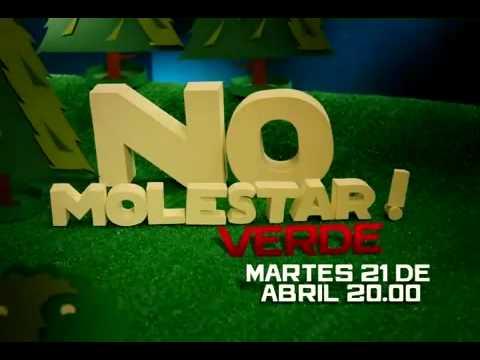 Los Daltonicos Tambien Pueden ser Ecologistas - No Molestar Verde Video