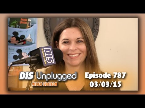 DIS Unplugged - News - 03/03/15