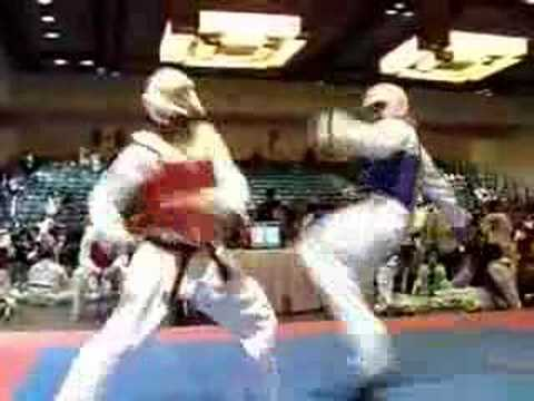 Tae Kwon Do Knockout Image 1