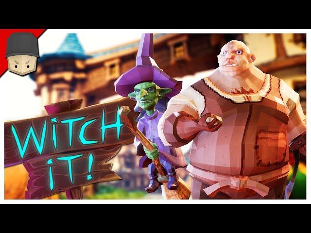 Руководство запуска: Witch It по сети