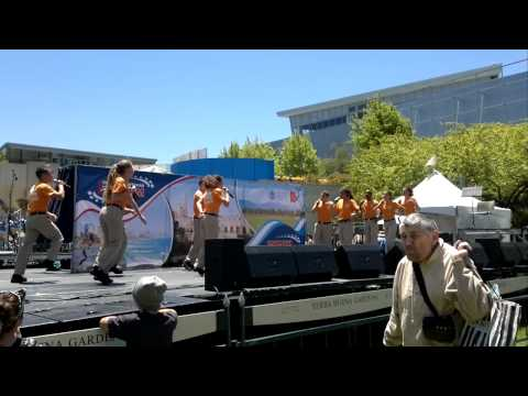 "Tzofim Friendship Caravan ""One Day"" Israel in the Gardens SF 2012"