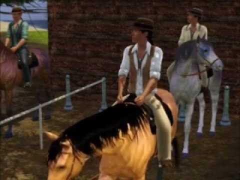 Sims 3 ~ Spirit Stallion of the Cimarron ~ Part 6