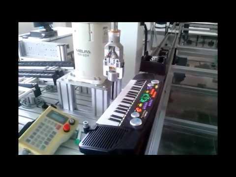 Robot Musical