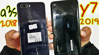 Huawei Y7 Prime 2019 Vs Oppo A3s 2018 Speed Test Comparison