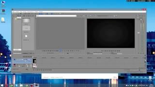 Как изменить текст в интро. В Sony Vegas Pro 10. - TubeoVo.com