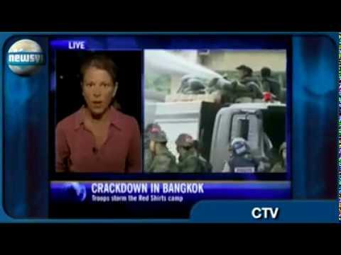 2010.05.19 Crackdown in Bangkok