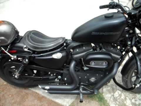My Harley Davidson Sportster Iron 883 2010 Video