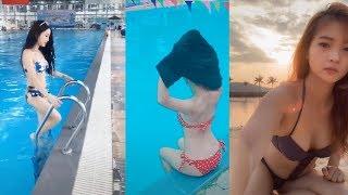 Tik Tok Bikini | Tổng Hợp Hot Girl Xinh Nhất Tik Tok
