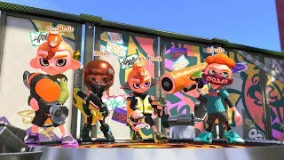Splatoon 2: Celebratory Salmon Run/Turf Wars with Custom Dualie Squelchers & Octoshot ~ 2018-06-15