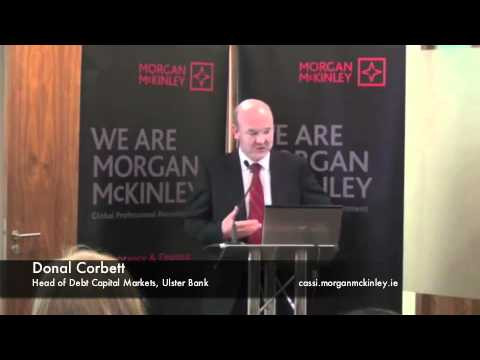 Career Advice - Accounting - Donal Corbett (Ulster Bank) - Morgan McKinley