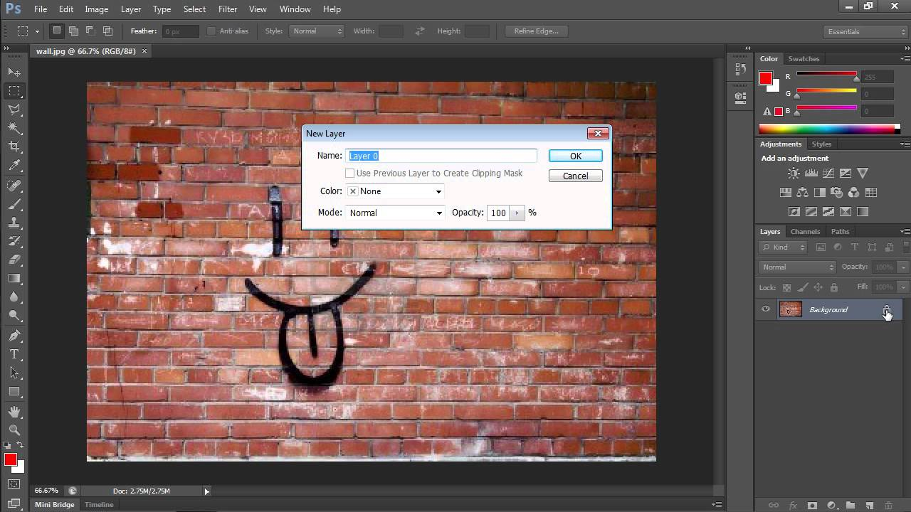 Clone Stamp Tool Photoshop CS6