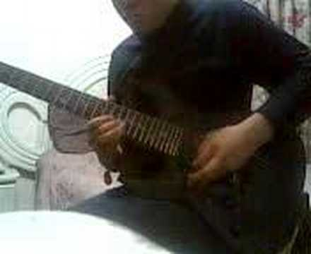 7 strings guitar