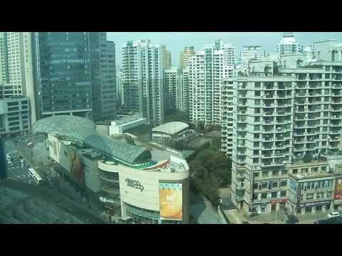 Shanghai China- Ambassador Hotel