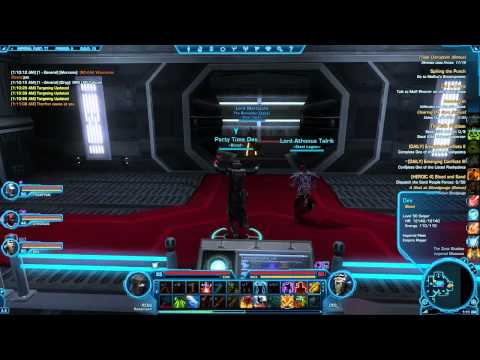 SWTOR: +10 Stats Lv50 Datacron Walkthrough Imperial Fleet