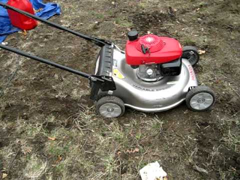 Honda Lawnmower HRR Series 21