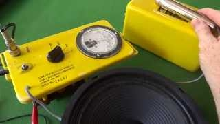 Lionel 6B CDV-700 Geiger Counter - Serial 24597