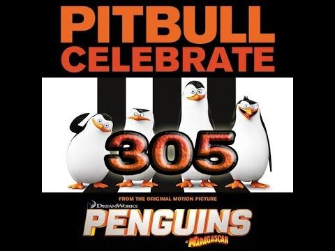Pitbull-Celebrate (From Penguins Of Madagascar) mp3 indir