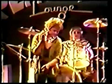 Let's Have A Party (Live @ Peppermint Lounge 1981) – The Go-Go's