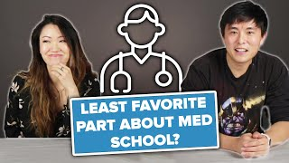 Medical School Students Answer Your Questions