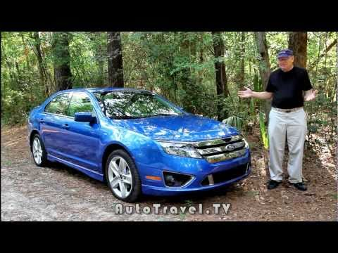 2011 Ford Fusion Sport Review by Lynn David Cole
