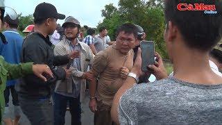 Cà Mau: Bắt nhanh 2 đối tượng cướp nguy hiểm tại Ấp 6, xã Khánh An, huyện U Minh