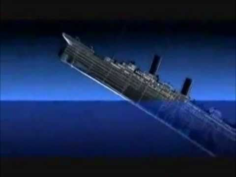 Titanic New sinking theory 2006 | Ping4PongWolfie