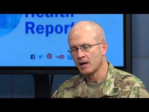 Brig. Gen. Ronald Place's interview at Defense Media Activity studios