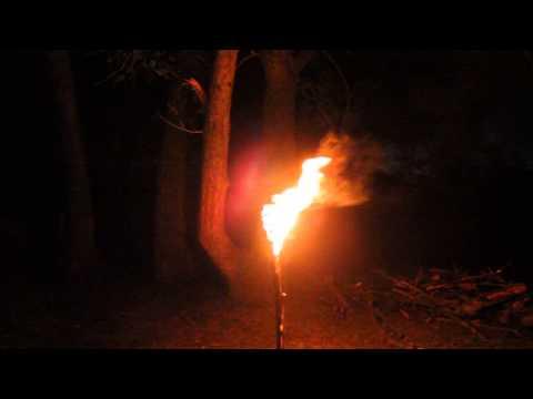 Как сделать факел в условиях