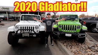 I'm Buying the NEW $62,000 Jeep Gladiator Rubicon!!