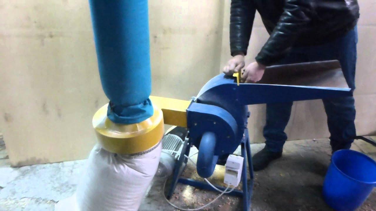 Как сделать зернодробилку своими руками фото