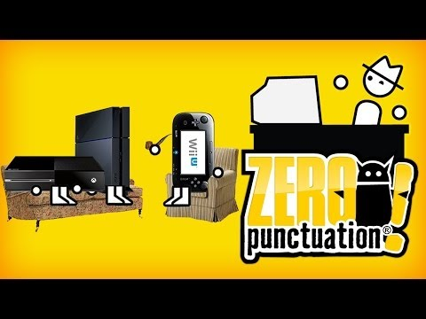 TOP 5 BEST & WORST GAMES OF 2013 (Zero Punctuation)